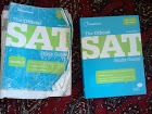 SAT Book Wear and Tear