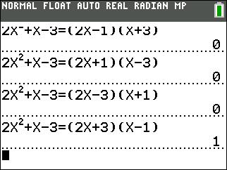 Screen3 Factoring