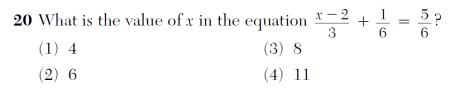 Aug 14 CC Algebra 1 20