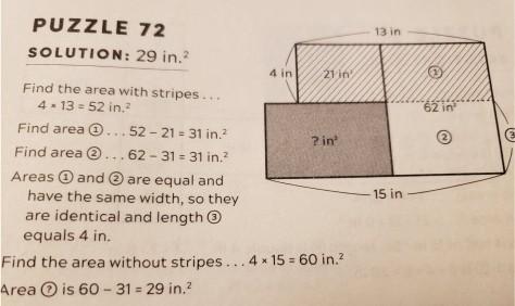Puzzle 72
