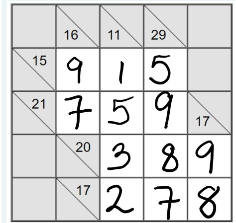 Nov Brain Puzzler Solution